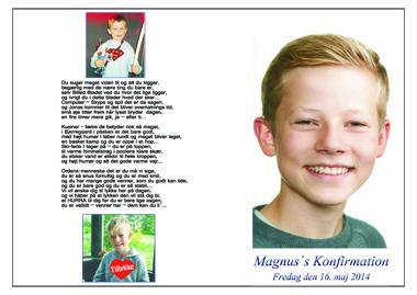 Magnus side 1 og 4 A 3 sang 5